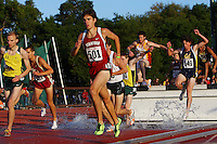 4 May 2008: Stanford Cardinal Chris Mocko during Stanford's Payton Jordan Cardinal Invitational at Cobb Track & Angell Field in Stanford, CA.