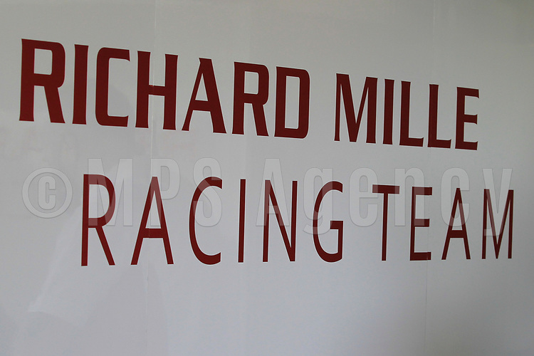 LOGO RICHARD MILLE RACING TEAM (FRA)