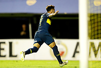"BUENOS AIRES-ARGENTINA, 12-03- 2019: Mauro Zarate de Boca Juniors (ARG) celebra el tercer gol anotado a Deportes Tolima (COL), durante partido de la fase de grupos, grupo G, fecha 2, entre Boca Juniors (ARG) y Deportes Tolima (COL), por la Copa Conmebol Libertadores 2019, en el estadio Alberto J. Armando ""La Bombonera"", de la ciudad Ciudad Autónoma de Buenos Aires. / Mauro Zarate of Boca Juniors (ARG) celebrates the third scored goal to Deportes Tolima (COL), during a match of the groups phase, group G, 2nd date, beween Boca Juniors (ARG) and  Deportes Tolima (COL), for the Conmebol Libertadores Cup 2018, at the Alberto J. Armando ""La Bombonera"" Stadium, in Ciudad Autonoma de Buenos Aires.  Photo: VizzorImage / Javier García Martino / Photogamma / Cont."