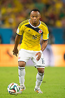 Camilo Zuniga of Columbia