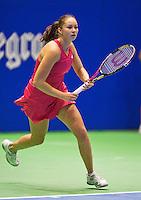 11-12-12, Rotterdam, Tennis, Masters 2012, Lesley Kerkhove