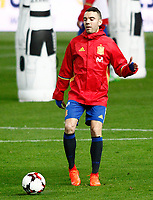 Spain's Iago Aspas during training session. March 23,2017.(ALTERPHOTOS/Acero)