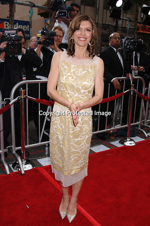 Finola Hughes..arriving at the 33rd Annual Daytime Emmy Awards ..on April 28, 2006 at The Kodak Theatre in Hollywood, ..Californina. ..Robin Platzer, Twin Images