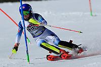 20th February 2021; Cortina d'Ampezzo, Italy; FIS Alpine World Ski Championships, Women's Slalom   Mikaela Shiffrin (USA)