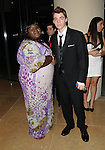 Gabourey Sidibe  leaving The 68th Annual Golden Globe Awards held at The Beverly Hilton Hotel in Beverly Hills, California on January 16,2011                                                                               © 2010 DVS / Hollywood Press Agency
