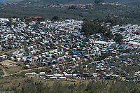 Moria Camp Lesvos March 2020