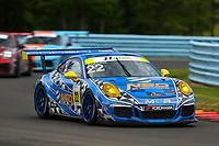 #22 MCR Racing, Porsche 991 / 2014, GT3G: Bart Collins