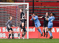 Maria Lubrano. UNC defeated Maryland, 1-0, during the regular season finale at College Park, Maryland.