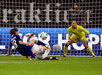 Hope Solo, Karina Maruyama, Rachel Buehler.  Japan won the FIFA Women's World Cup on penalty kicks after tying the United States, 2-2, in extra time at FIFA Women's World Cup Stadium in Frankfurt Germany.