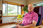 Gerry Fitzsimmons from Foynes at the Palliative Care in-patient unit at UHK.