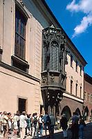 Karolinum, Prag, Tschechien, Unesco-Weltkulturerbe.