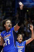 Valentina Diouf  <br /> Milano 12-10-2014 Forum Assago Mondiali <br /> Volley Women's World Championship Italy 2014 <br /> Italia <br /> Foto Insidefoto