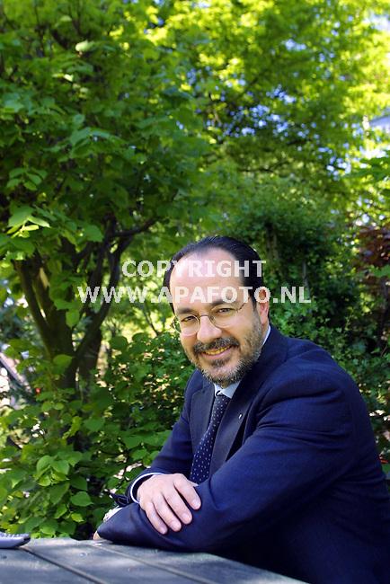 Wageningen , 110501  foto: Koos Groenewold / APA Foto<br /> Paulo de Castro