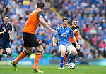 St Johnstone v Dundee United....17.05.14   William Hill Scottish Cup Final<br /> Chris Millar in action<br /> Picture by Graeme Hart.<br /> Copyright Perthshire Picture Agency<br /> Tel: 01738 623350  Mobile: 07990 594431