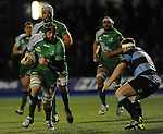 Connacht's Aly Muldowney in action during todays match<br /> Guiness Pro12<br /> Cardiff Blue v Connacht<br /> BT Sport Cardiff Arms Park<br /> 06.03.15<br /> ©Ian Cook -SPORTINGWALES