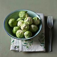 Gastronomie Générale: Choux de Bruxelles - Stylisme : Valérie LHOMME
