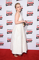 Alexa Davies<br /> arriving for the Empire Awards 2018 at the Roundhouse, Camden, London<br /> <br /> ©Ash Knotek  D3389  18/03/2018