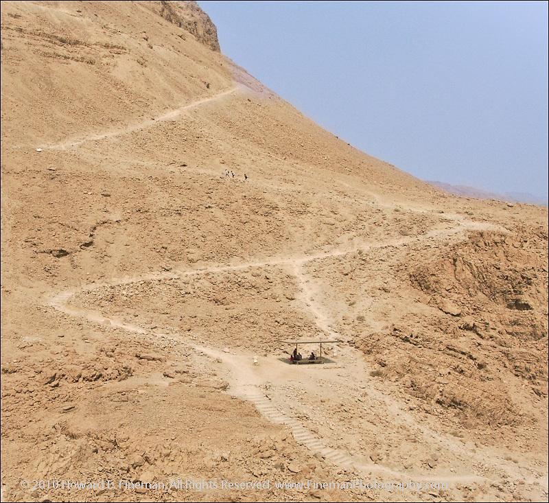Long Hike Up Masasa