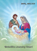 Alfredo, HOLY FAMILIES, HEILIGE FAMILIE, SAGRADA FAMÍLIA, paintings+++++,BRTOCH51359,#xr#