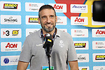 LLIGA NACIONAL CATALANA ACB 2020 AON.<br /> Morabanc Andorra vs Club Joventut Badalona: 77-75.<br /> Ibon Navarro.