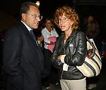 FIAMMA NIRENSTEIN CON MARCELLO SORGI<br /> PREMIO LETTERARIO CAPALBIO 2002