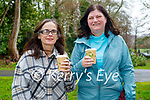 Enjoying a stroll in Killarney National park on Sunday, l to r: Ann Kelly and Kathleen O'Leary.