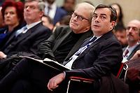 Vincenzo Amendola, Italian Minister of European Affairs<br /> Rome February 7th 2020. Tempio di Adriano. Meeting on the European balance.<br /> Foto Samantha Zucchi Insidefoto