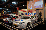 Autosport International Show : Birmingham NEC : 09/10/11/12 January 2014