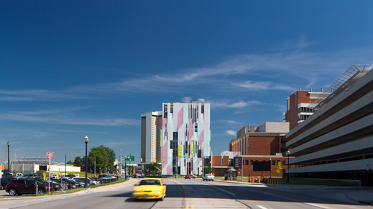 The Ohio State University South Campus Central Chiller Plant   Ross Barney Architects & Champlin Architecture