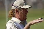 European Team member Miguel Angel Jimenez on the 13th green during Practice Day1 of the 37th Ryder Cup at Valhalla Golf Club, Louisville, Kentucky, USA, 17th September 2008 (Photo by Eoin Clarke/GOLFFILE)