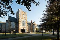 Bryan Hall gym, Rhodes College, Memphis, TN