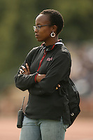 4 April 2007: Jakki Bailey during the Stanford Invitational at Cobb Track and Angell Field in Stanford, CA.