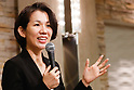 LDP lawmaker Mayuko Toyota hopes to put abuse allegations behind her and run for October elections
