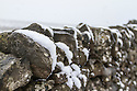 04/03/2016<br /><br />As Storm Jake passes through the UK, much of the north of England experienced heavy snowfall the night before. Near Sparrowpit, in the High Peak, Derbyshire, fields and roads were impassable.<br /><br />All Rights Reserved: F Stop Press Ltd. +44(0)1335 418365   +44 (0)7765 242650 www.fstoppress.com