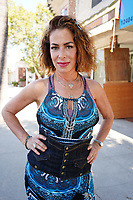 Claudia Wells Spotted On Ventura Blvd