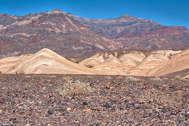 Grapevine Mountains, Thimble Peak, Corkscrew Peak, Death Valley
