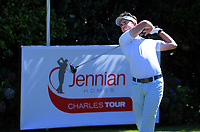 Charlie Smail. Final day of the Jennian Homes Charles Tour / Brian Green Property Group New Zealand Super 6s at Manawatu Golf Club in Palmerston North, New Zealand on Sunday, 8 March 2020. Photo: Dave Lintott / lintottphoto.co.nz