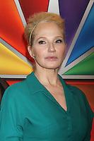 Ellen Barkin at NBC's Upfront Presentation at Radio City Music Hall on May 14, 2012 in New York City. ©RW/MediaPunch Inc.