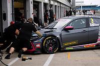 Round 6 of the 2020 British Touring Car Championship. #3 Tom Chilton. BTC Racing. Honda Civic Type R