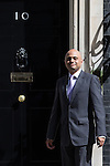 © Joel Goodman - 07973 332324 . 11/05/2015 . London , UK . SAJID JAVID arrives at 10 Downing Street this morning (11th May 2015) . Photo credit : Joel Goodman