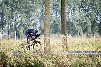 Cole Kessler (USA)<br /> <br /> Junior Men Individual Time Trial from Knokke-Heist to Bruges (22.3 km)<br /> <br /> UCI Road World Championships - Flanders Belgium 2021<br /> <br /> ©kramon