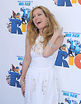 Leslie Mann at The Twentieth Century Fox and Blue Sky Studios L.A. Premiere of RIO held at The Grauman's Chinese Theatre in Los Angeles, California on April 10,2011                                                                               © 2010 Hollywood Press Agency