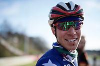 American National Champion Jeremy Powers (USA/Rapha-Focus)<br /> <br /> UCI Cyclocross World Cup Heusden-Zolder 2015