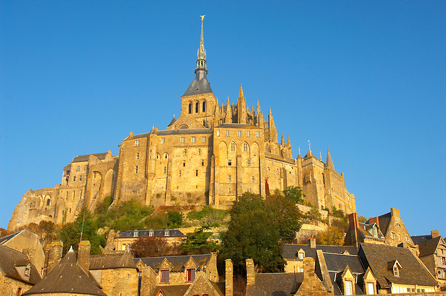 Mont Saint-Michel - Brittany - France