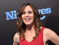 Jennifer Garner @ the premiere of 'Nine Lives' held @ the Chinese theatre.<br /> August 1, 2016