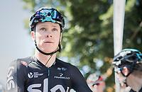 Chris Froome (GBR/SKY)<br /> <br /> 69th Critérium du Dauphiné 2017<br /> Stage 8: Albertville > Plateau de Solaison (115km)