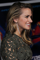 """HOLLYWOOD, CA - MARCH 06: Shantel VanSanten at the Los Angeles Premiere Of DreamWorks Pictures' """"Need For Speed"""" held at TCL Chinese Theatre on March 6, 2014 in Hollywood, California. (Photo by Xavier Collin/Celebrity Monitor)"""