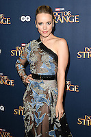 "Rachel McAdams<br /> at the ""Doctor Strange"" launch event, Westminster Abbey, London.<br /> <br /> <br /> ©Ash Knotek  D3189  24/10/2016"
