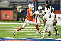 SAN ANTONIO, TX - OCTOBER 19, 2019: The Rice University Owls fall to the University of Texas at San Antonio Roadrunners 31-27 at the Alamodome. (Photo by Jeff Huehn)