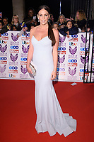Danielle Lloyd<br /> at the Pride of Britain Awards 2017 held at the Grosvenor House Hotel, London<br /> <br /> <br /> ©Ash Knotek  D3342  30/10/2017